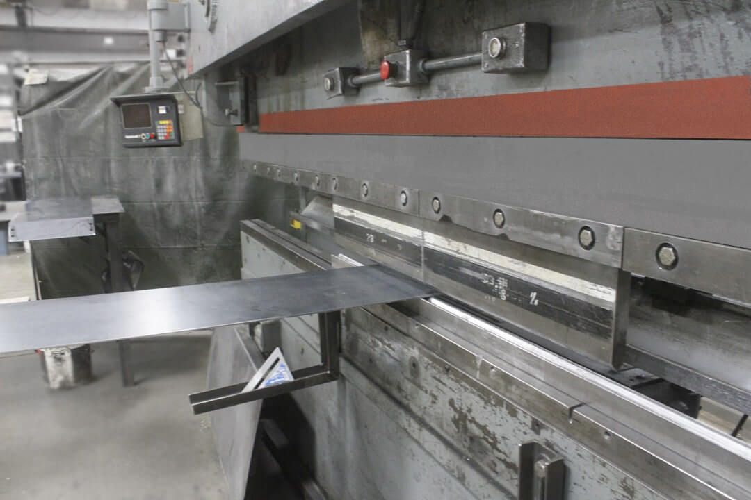 HTC 150 Ton Press Brake